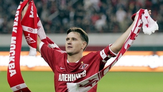 Karpin's Spartak given Alenichev's seal of approval