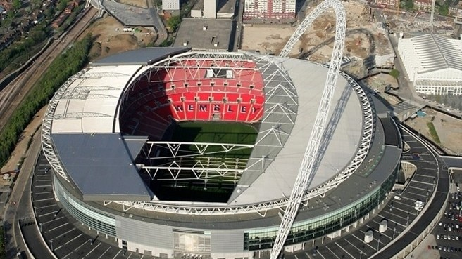 Wembley launch for 2011 final design