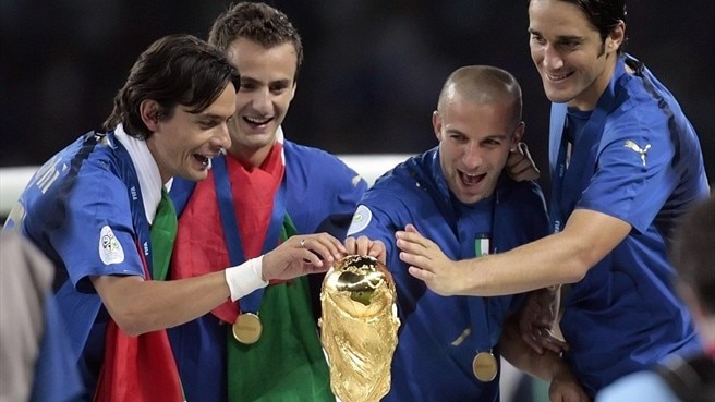 Italy v France: four classic matches