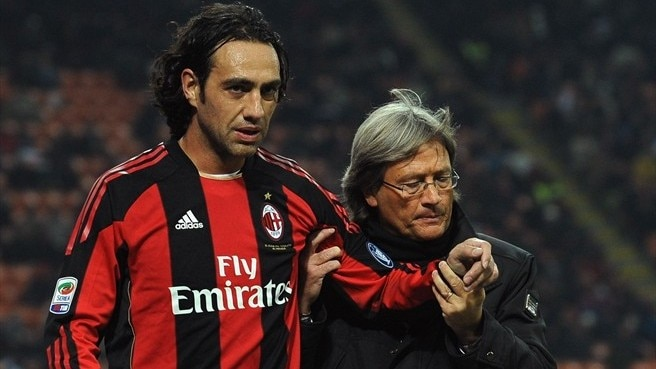 Nesta joins Milan's growing injury list