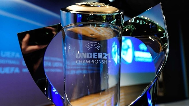 Spain and Israel top seeds for Under-21 draw