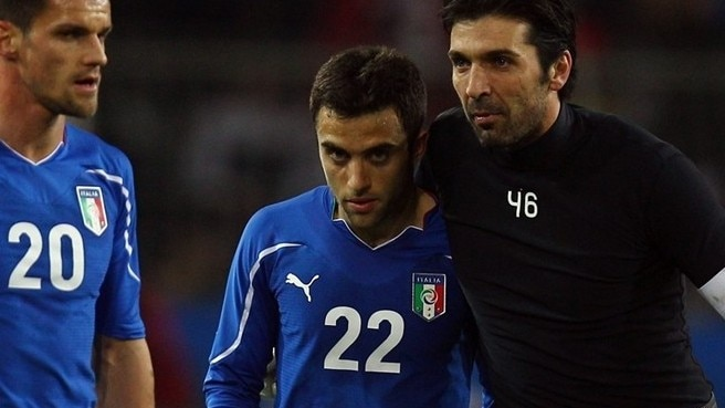 Rossi eager to improve Italy scoring figures