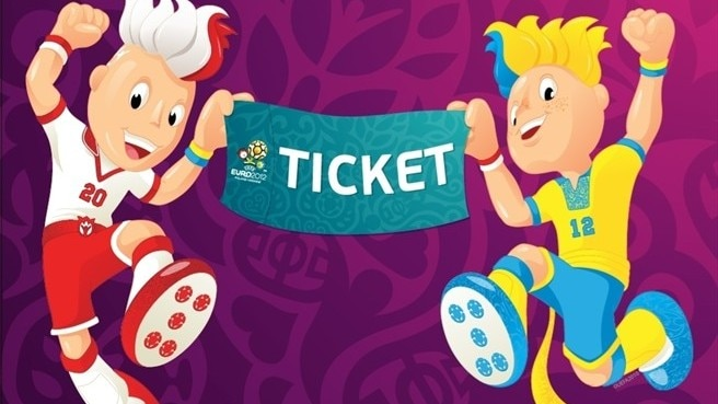 Win Lotto EURO 2012 Tickets
