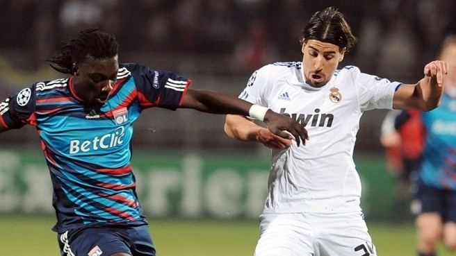 Madrid's Khedira out for three weeks