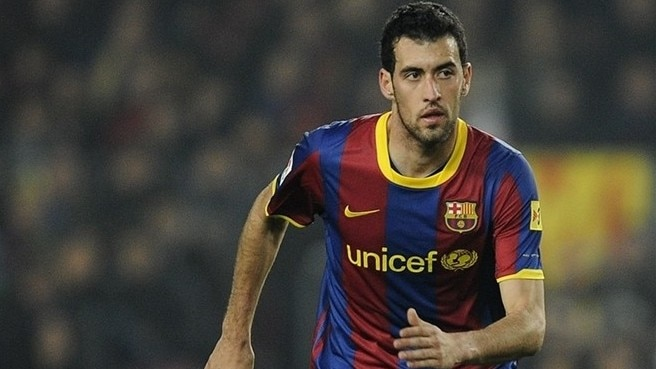 Busquets on Barcelona's Champions League buzz