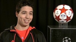 Nasri puts faith in attacking Arsenal