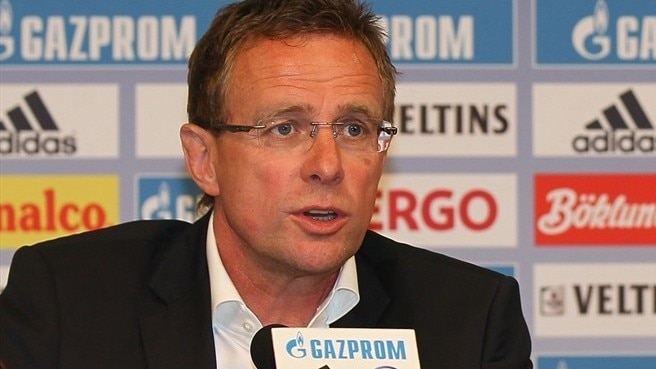 Rangnick lays down the law for Schalke