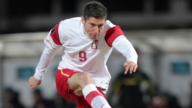 Lewandowski named Poland's finest