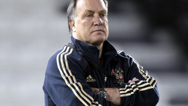 Advocaat to step down as Russia boss after EURO