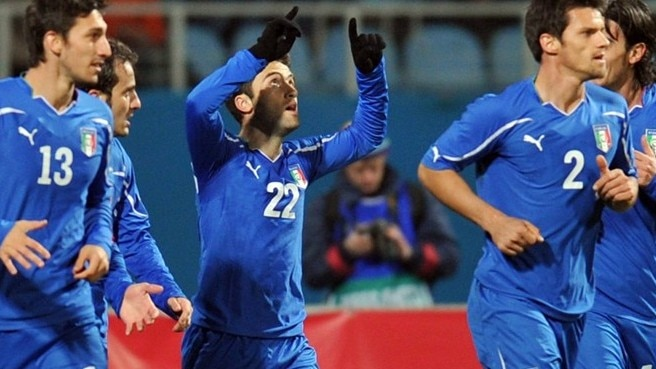 Clinical Italy beat Ukraine in Kyiv