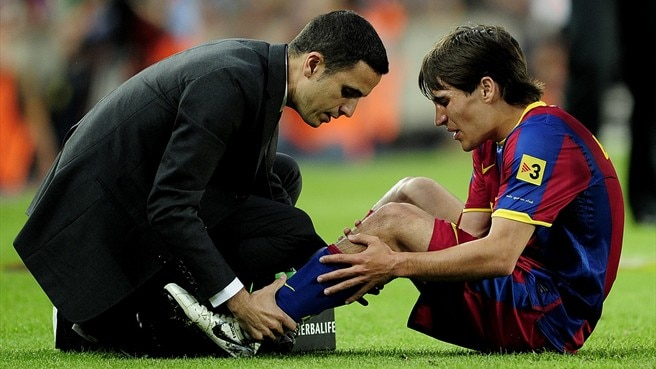 Injured Bojan out of Barcelona run-in
