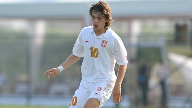 Serbia's Ljajić remembers Under-17 experience
