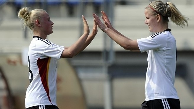 Denmark and Germany set up showdown