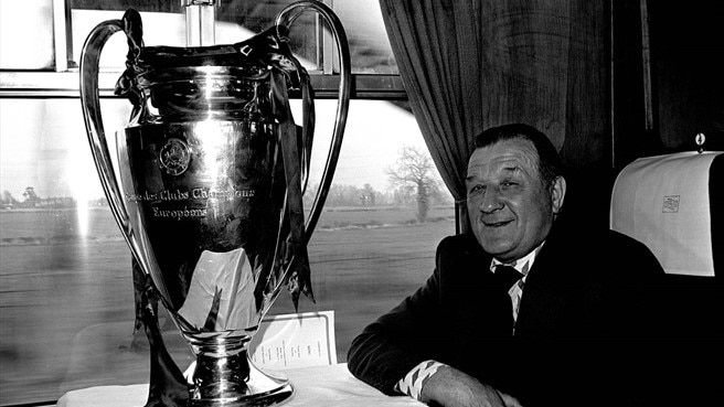 Paisley's European Cup legacy at Liverpool