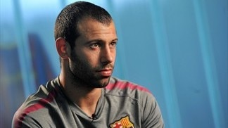 Mascherano looks to make amends at Barcelona
