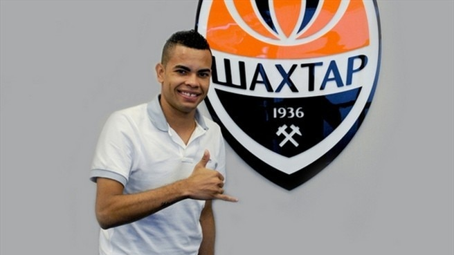 Shakhtar add Dentinho to Brazilian contingent