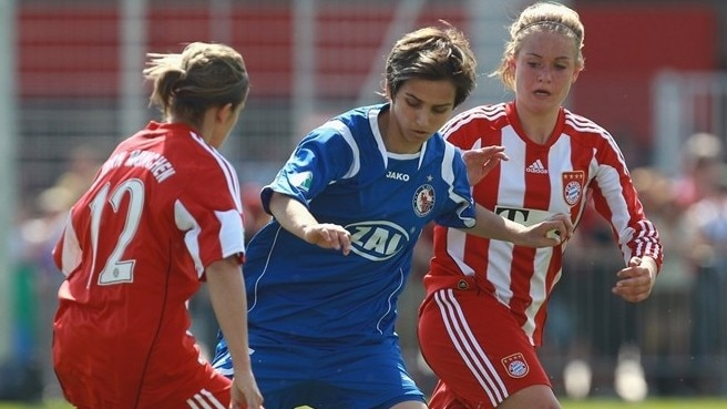 Potsdam lose to Bayern in League Cup final