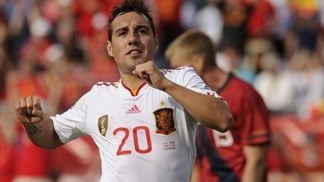 Málaga spend big on Santi Cazorla