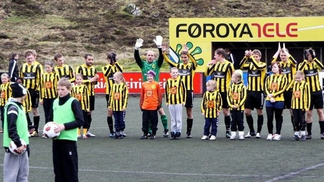 Who are Fulham's Faroese opponents NSÍ?