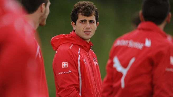 Hungry Mehmedi stresses Swiss ambitions