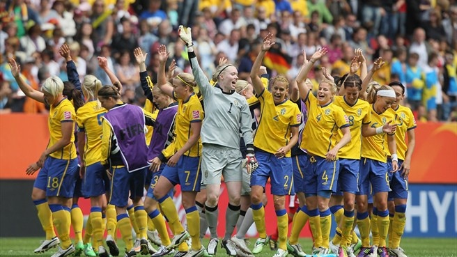 Lagrell turns focus to EURO 2013 in Sweden