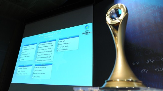 Futsal Cup hosts picked