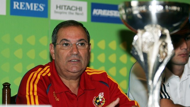Meléndez ready for a happy return with Spain U19s