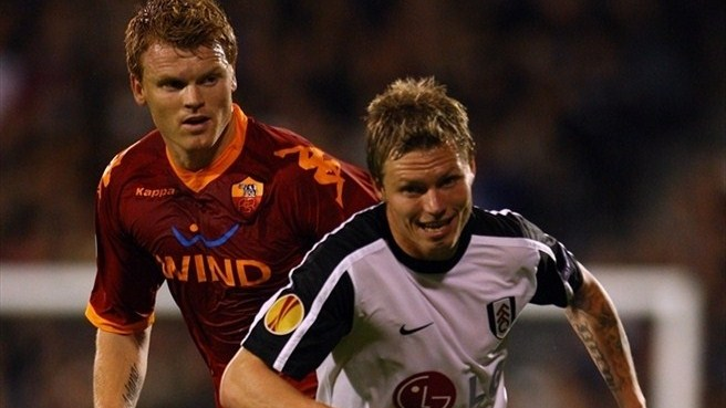 Riise returns to England with Fulham
