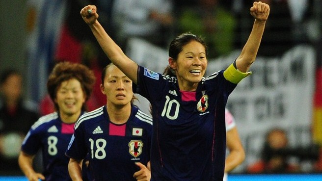 Japan stun US from the spot to take global title