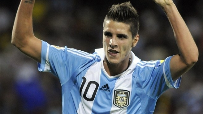 Roma confirm arrival of talented Lamela