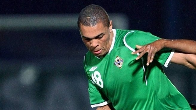 Northern Ireland's Kee opens up Faroese defence