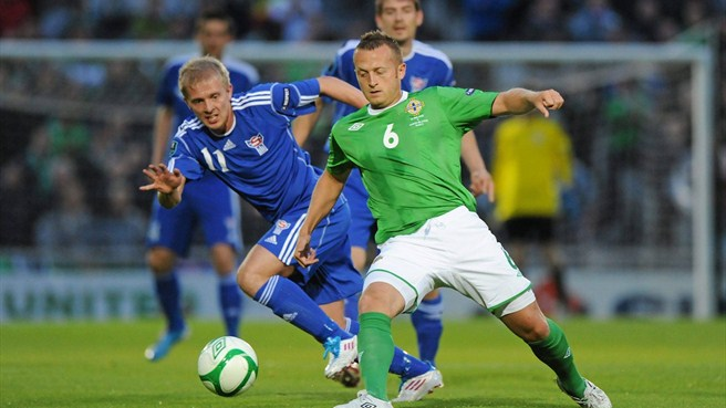 McCourt shines as Northern Ireland sink the Faroes