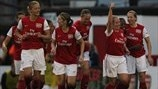 Kim Little (Arsenal LFC) celebrates