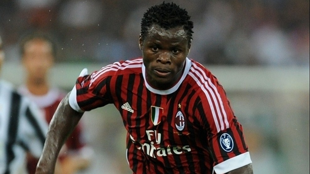 milan lose taiwo for a month uefa champions league