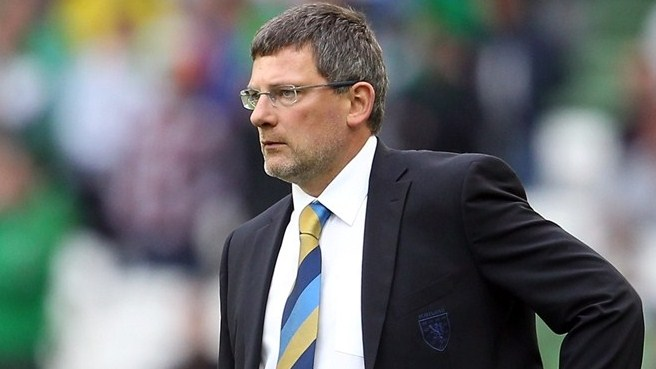 Levein looks to keep Scotland in the hunt
