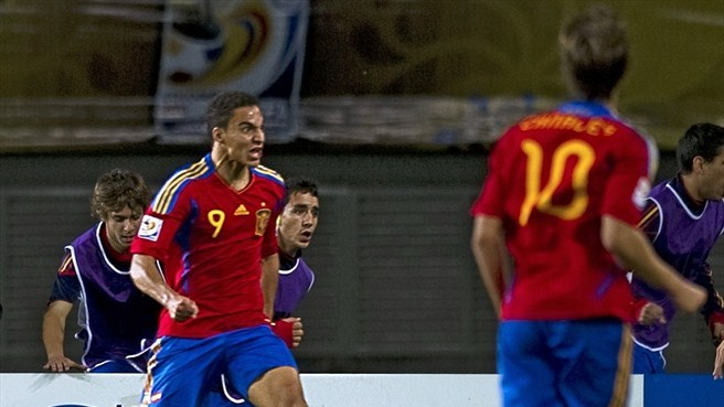 Spain record resounding win in Georgia