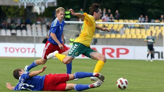Liechtenstein frustrate Lithuania for a second time
