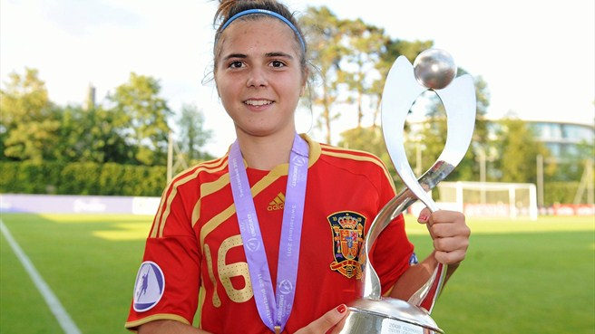 Spain start Women's U17 hat-trick bid