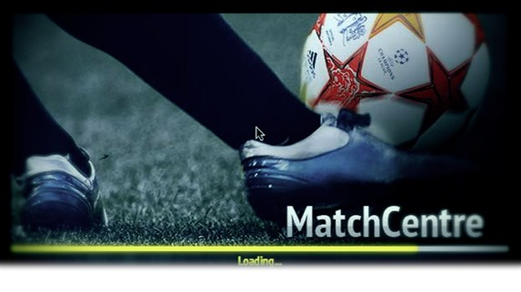 UEFA.com's new MatchCentre ready for launch