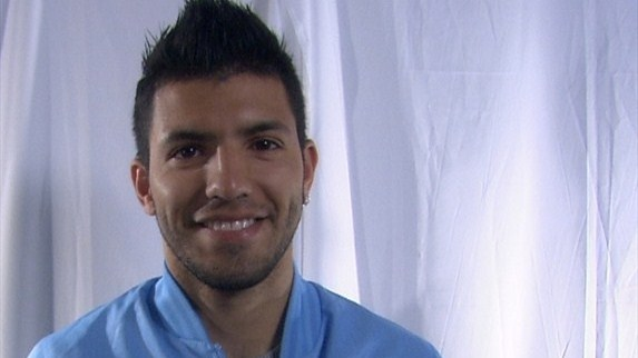 Agüero feels no City pressure