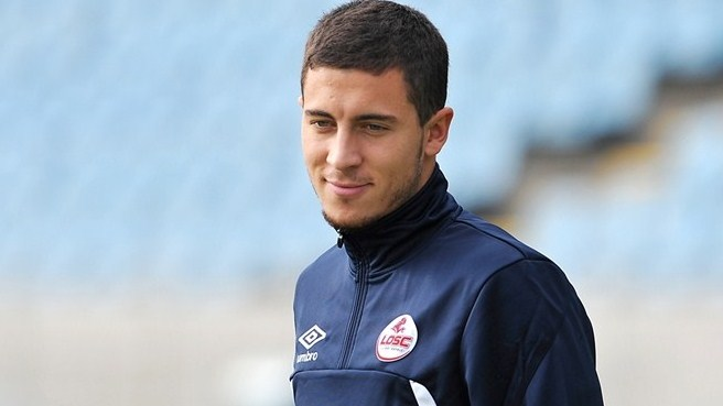 Lille's Hazard looks to light up group stage