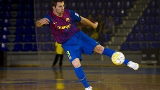 Spanish Futsal Cup success for Barcelona