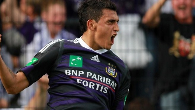 Suárez striking the right note at Anderlecht