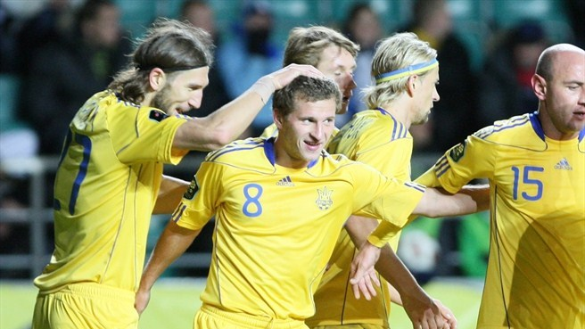 Ukraine continue winning form in Estonia