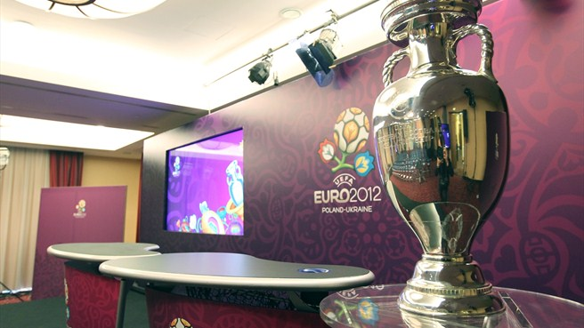 Seedings confirmed for EURO play-off draw