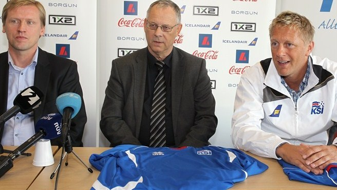 Lagerbäck to take the helm with Iceland