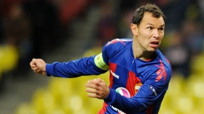 CSKA's Ignashevich ready to freeze out Madrid