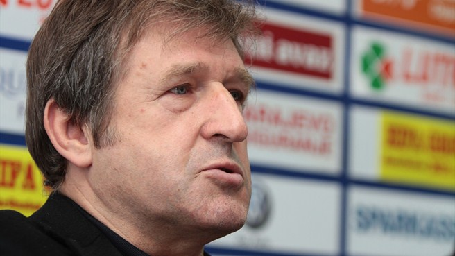 Sušić calls on Jahić as Bosnian problems mount