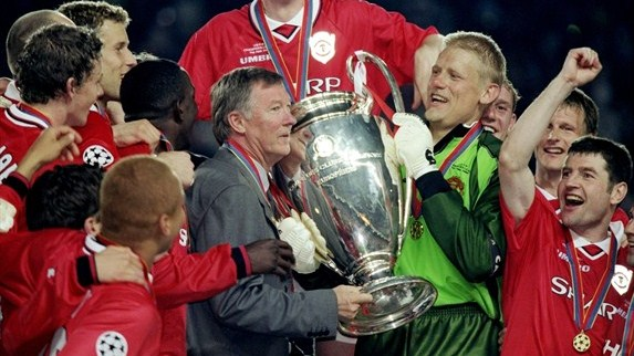 Sir Alex's European love affair