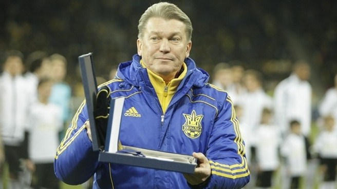 No-nonsense Blokhin focused on Ukraine goal